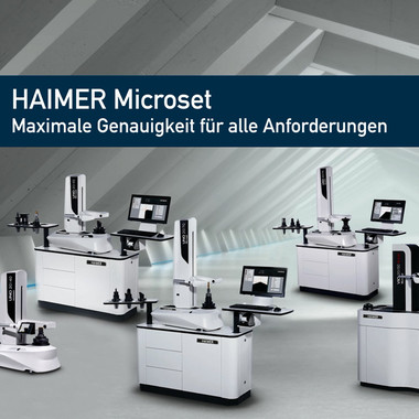 Video HAIMER Microset